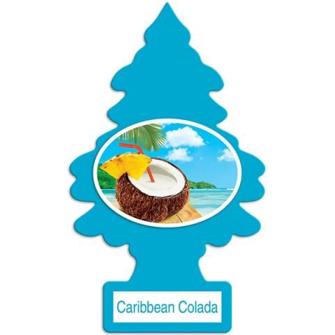 LITTLE TREE AIRF 24'S CARIBBEAN COLADA (10324) (PK)