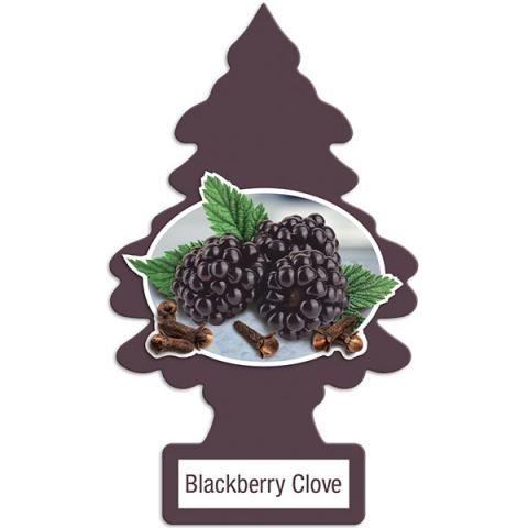 LITTLE TREE AIRF 24'S BLACKBERRY CLOVE (17343) (PK)