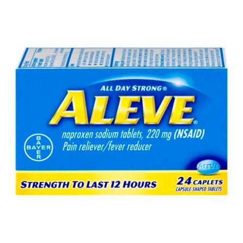 ALEVE 24'S CAP (6PC)