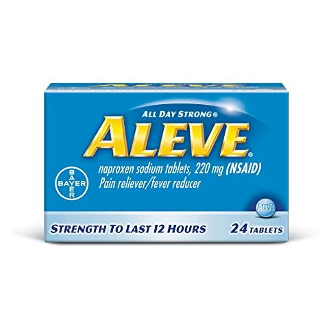 ALEVE 24'S TAB (6PC)