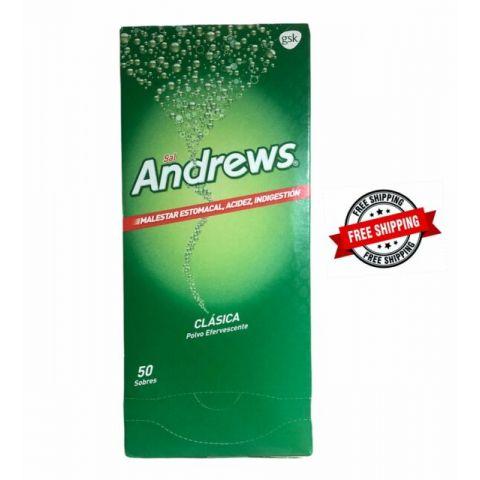 DSP* ANDREWS SALTS 50'S ORG