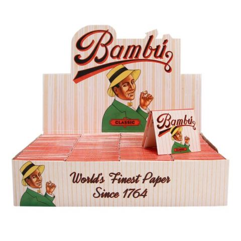 BAMBU REG (SMALL) 100'S *** (BX)