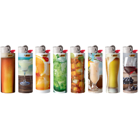 BIC LD 50'S DRINKS (LCWT1DS) (BX)