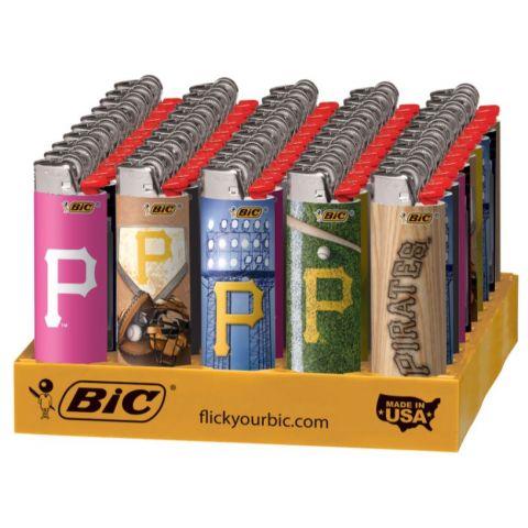 BIC LB 50'S PIRATES (LCR199BPP) (BX)