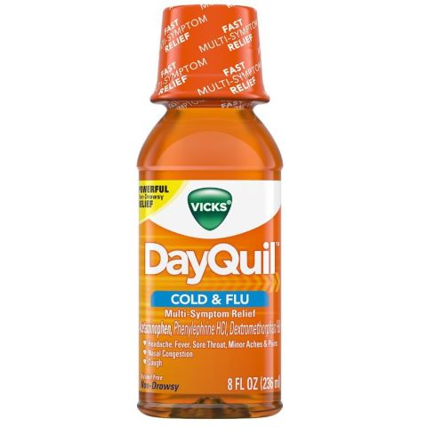 DAYQUIL 8oz COLD/FLU *** (6PC)