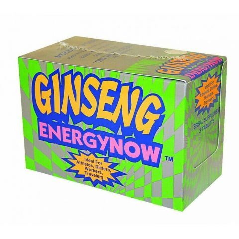 GINSENG ENERGY NOW 24'S (BX)