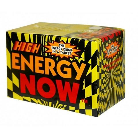 GINSENG ENERGY NOW HIGH 24'S (BX)