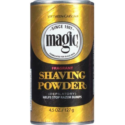MAGIC SHAVE GOLD #11