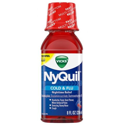 NYQUIL CHERRY 8oz (6PC)