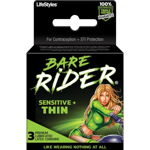 RIDER BARE (9857) 3'S **NEW** (DZ)