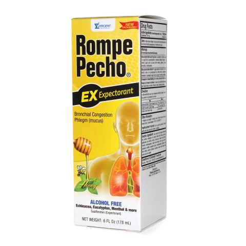ROMPE PECHO 6oz EX REGULAR (6PC)