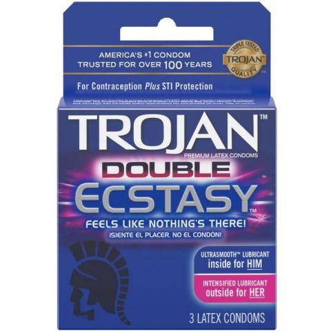 TROJAN 3'S DOUBLE ECSTASY (20502966) (4DZ/CS)